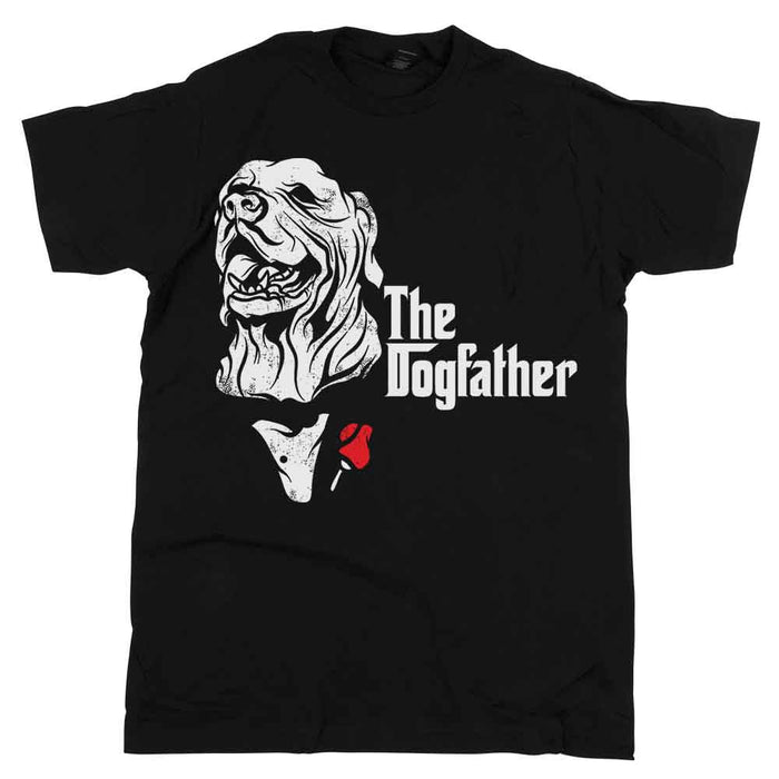 The Dog Father Unisex Tee Black