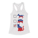 Vote Cats Political Parody Shirt Womens Tank Top