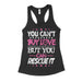 you can't buy love but you can rescue it animal rescue tank top