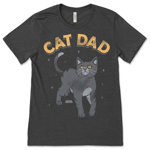 Cat Dad Shirt