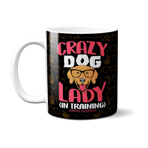 Crazy Dog Lady In Training Mug