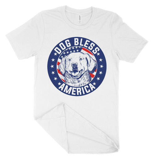Dog Bless America Shirt