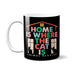 Home Is Where The Cat Is Coffee Mug