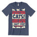 I Have 99 Cat Tee Shirt
