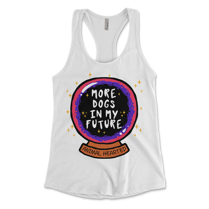 More Dogs In My Future Women's Tank Top