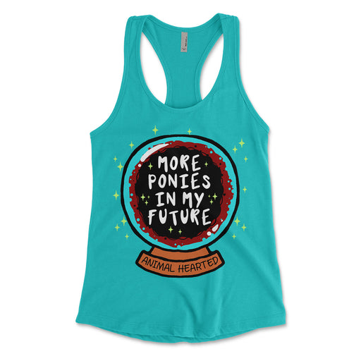 More Ponies In My Future Women's Tank Tops