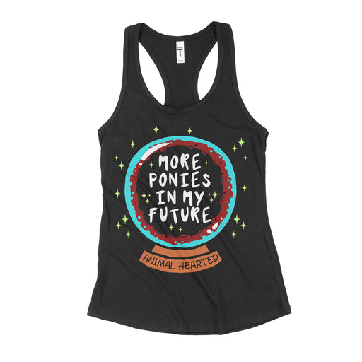 More Ponies In My Future Women's Tank