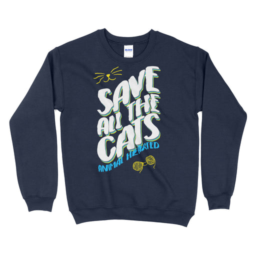 Save All The Cats Sweatshirts