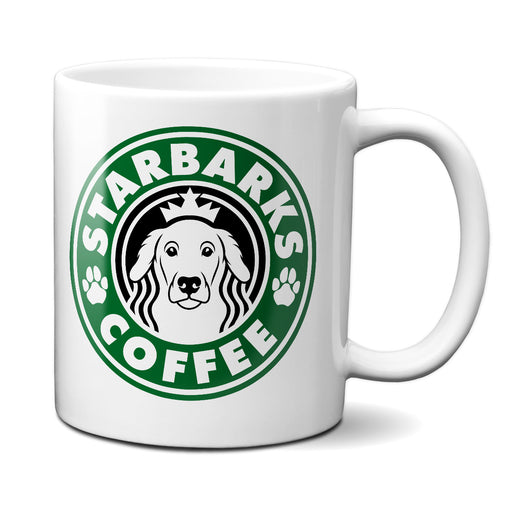 Starbarks Dog Coffee Mug