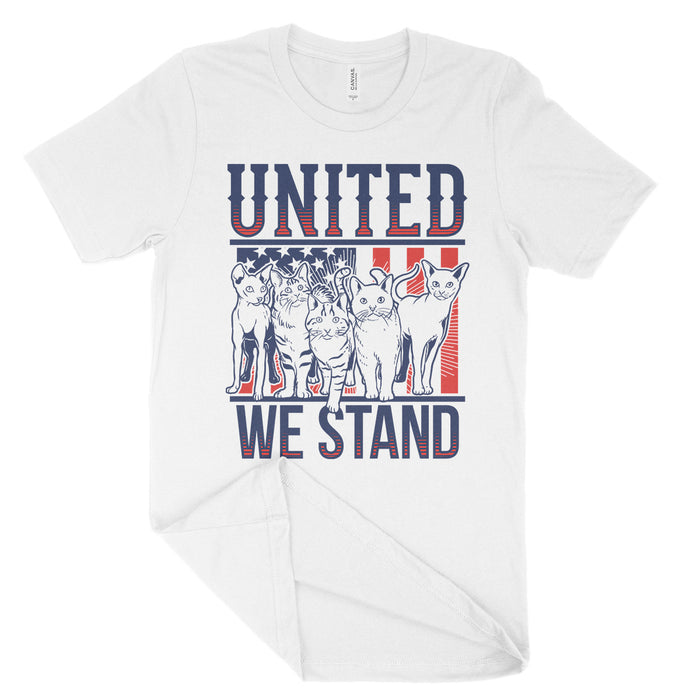 United We Stand Cats Shirt