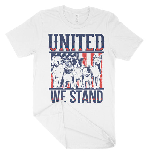 United We Stand Dogs Shirt