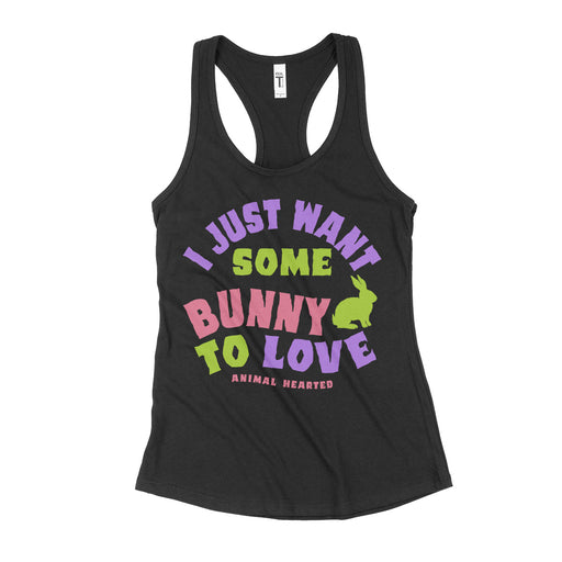Want Some Bunny To Love Women's Tank Top