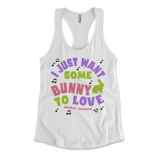 Want Some Bunny To Love Women's Tank
