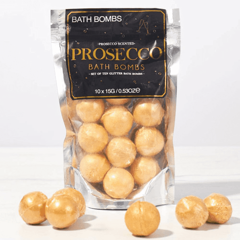 Prosecco Bath Bombs