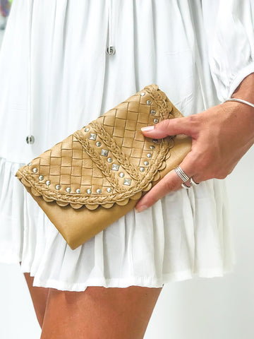 Arabella Purse - Nude