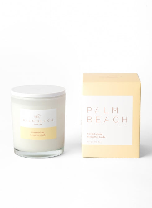 Palm Beach Standard Candle Coconut & Lime