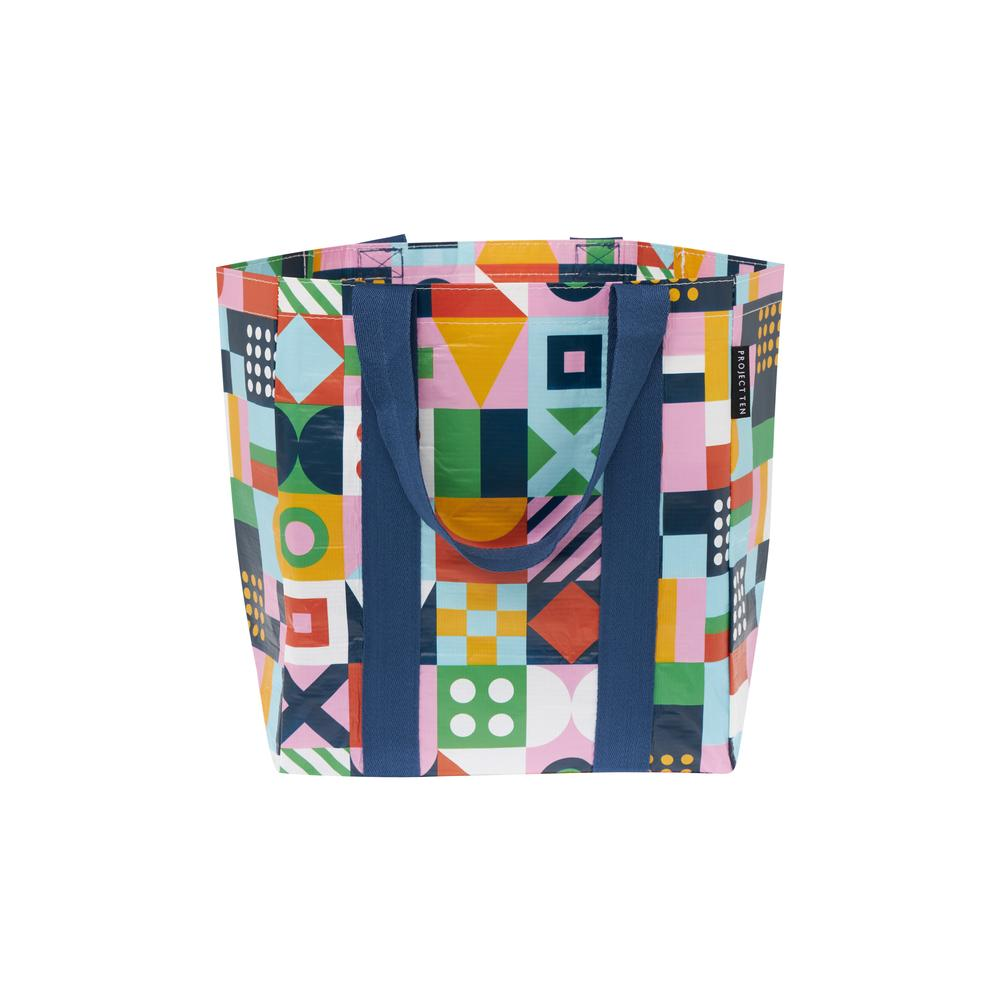 Flags Shopper Tote