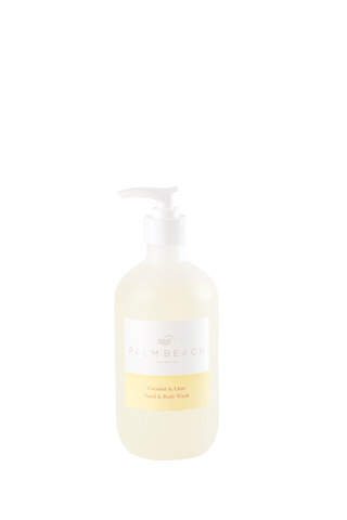 Coconut & Lime Hand + Body Wash