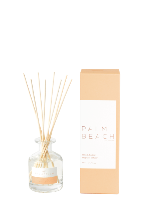 Lilies & Leather Mini Diffuser