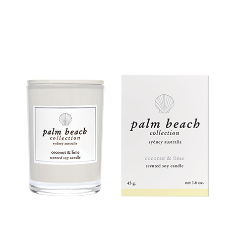 Palm Beach Mini Candle Coconut & Lime