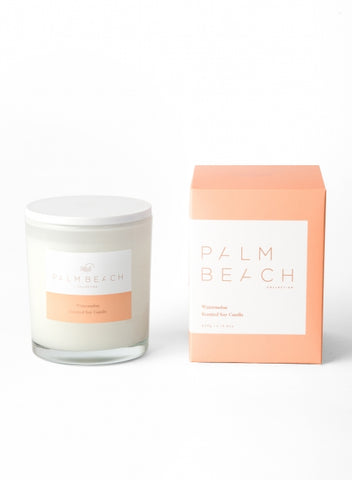 Palm Beach Standard Candle Watermelon