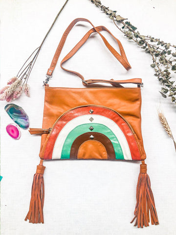Chasing Rainbow Bag