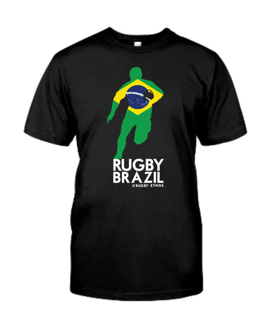 Brazil Rugby supporters Tee