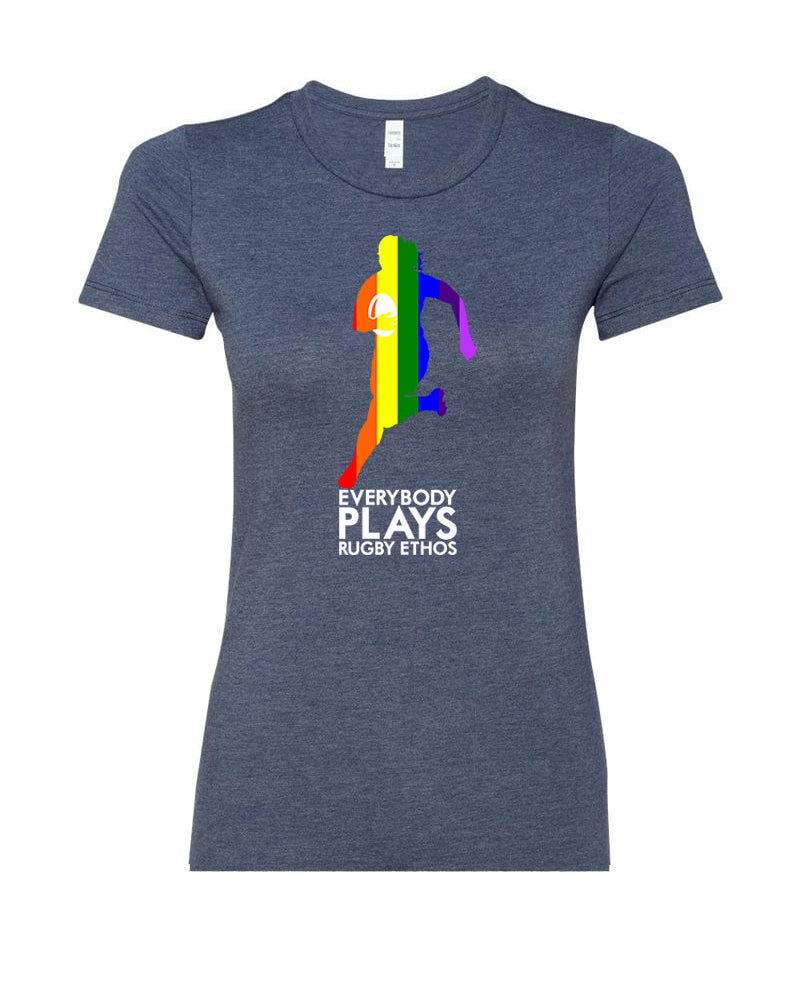 Everybody Plays with Pride - Ladies Runner!