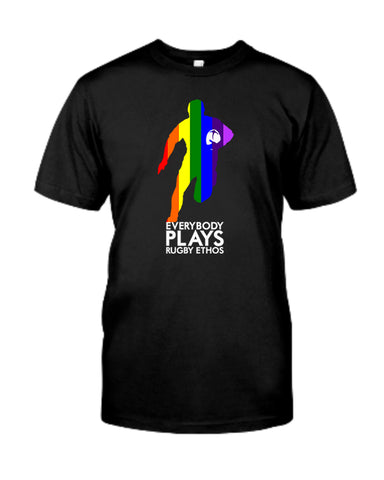 Everybody Plays for Pride - Runner!