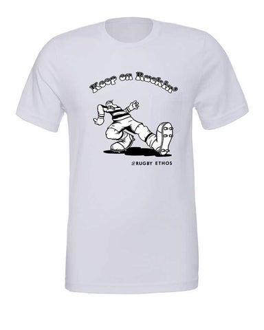 Keep on Ruckin' - Old School! Rugby T-Shirt