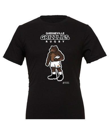 The Guerneville Grizzlies Rugby Shirt