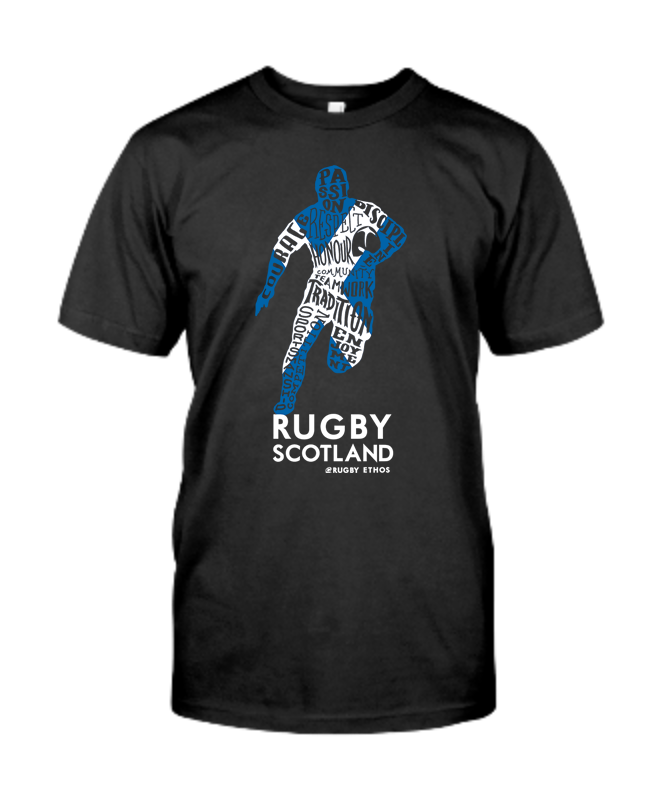 Scotland Rugby shirt - Rugby Ethos