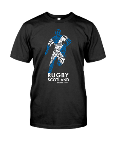 Scotland Rugby Shirt!