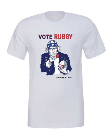 This Year - Vote Rugby! Election Special Rugby Shirt