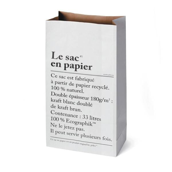 The paper bag/Le Sac en Papier