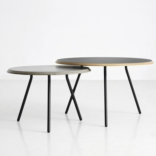 Woud Soround concrete table - Tea and Kate - woud dk