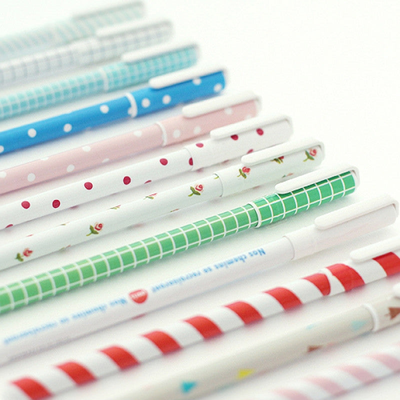 Pattern Ballpen - Tea and Kate - livework - 1