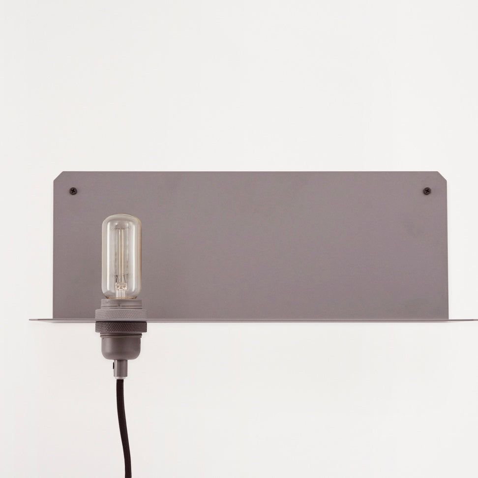90° Wall Light | Grey - Tea and Kate