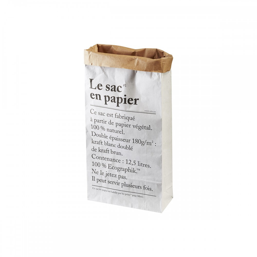 The paper bag/Le Sac en Papier - Tea and Kate