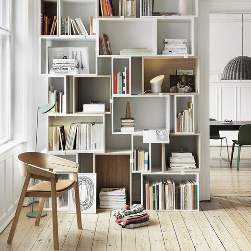 Muuto Stacked Shelf Storage System - Tea and Kate