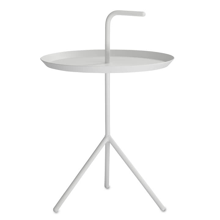 DLM XL side table white - Tea and Kate