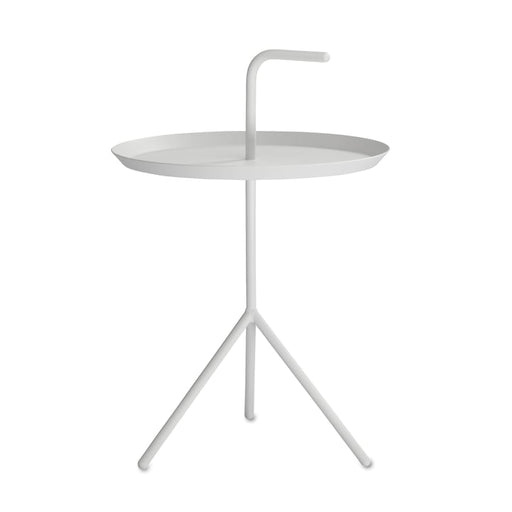 DLM side table white - Tea and Kate