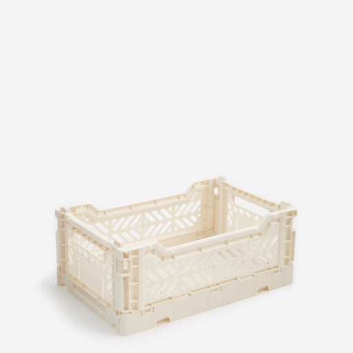 COLOUR CRATE SMALL off white - Tea and Kate