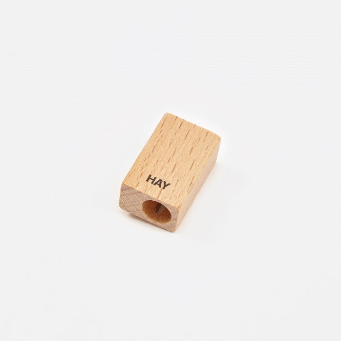 Hay Point single pencil sharpener - Tea and Kate - hay dk - 2