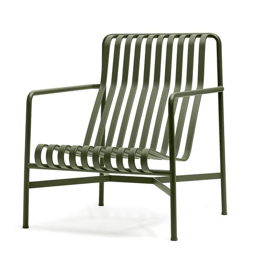 Palissade High Lounge Chair - Tea and Kate