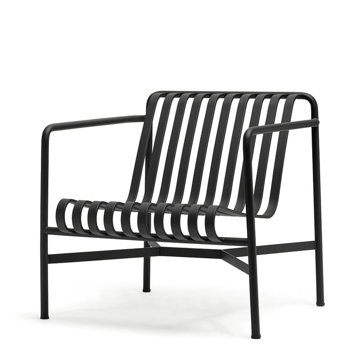 Palissade Low Lounge Chair - Tea and Kate
