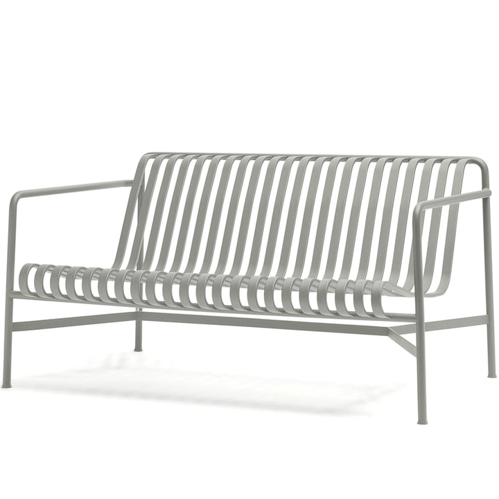 Palissade Lounge Sofa bench - Tea and Kate