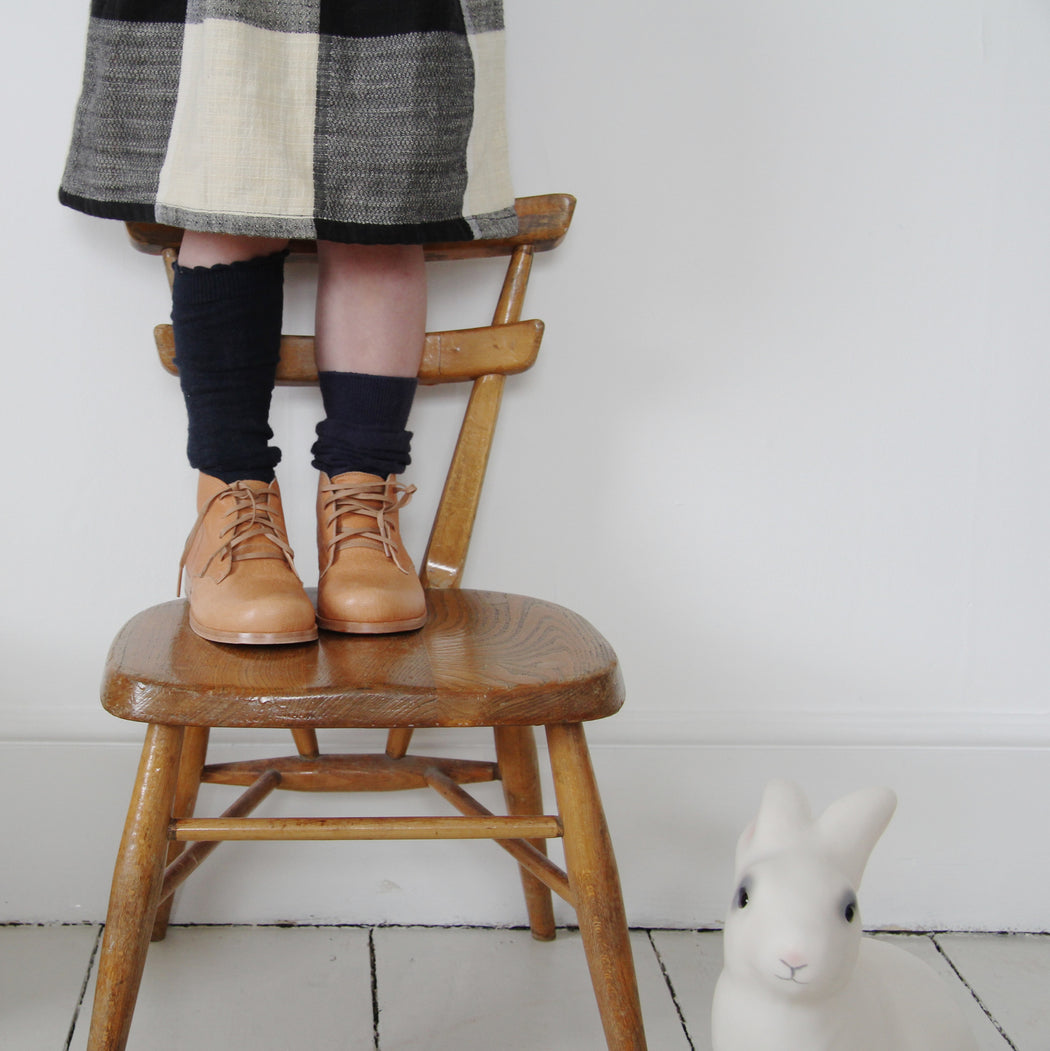 Vintage Ercol childs stacking school chair was £95 - Tea and Kate