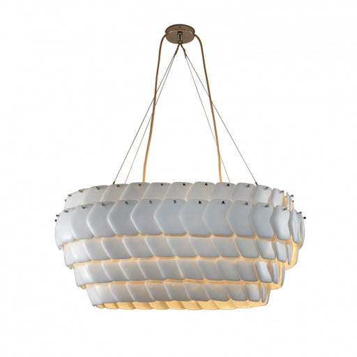 Cranton Oval Pendant - Tea and Kate