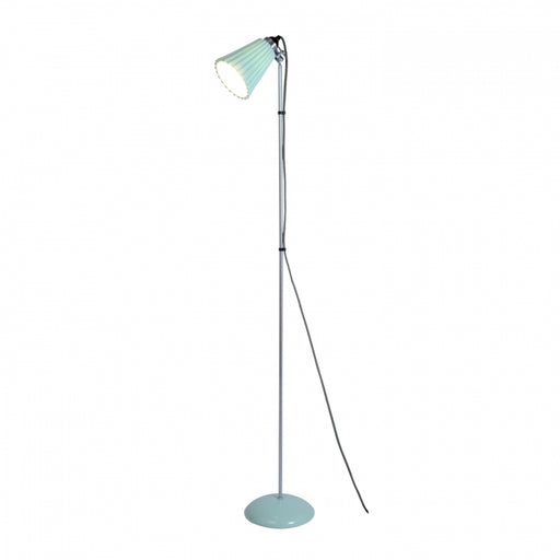 Hector Medium Pleat Floor Light - Tea and Kate